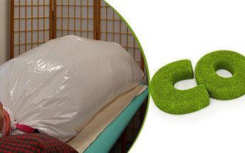 Balíček suchých uhličitých koupelí - 10x45 minut + vak zdarma