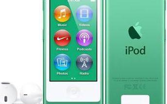 Apple iPod Nano nejtenčí iPod, tenký pouhých 5,4 mm