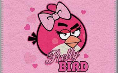 Dětská deka Angry Birds 046, 120 x 150 cm