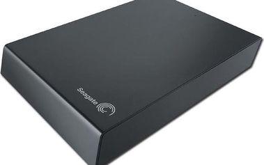 """Nová verze externí 3.5"""" disk v černém provedení s kapacitou 2TB Seagate Expansion Desktop"""