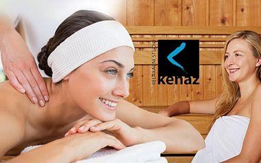 90minutové saunování včetně masáže zad a aromaterapie! Nepřekonatelný relax v Praze!