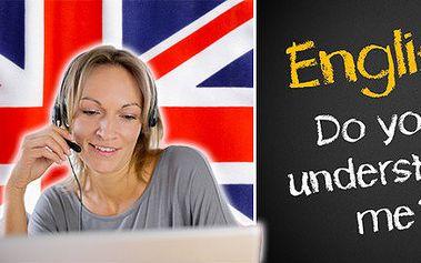 Individuální výuka angličtiny přes Skype