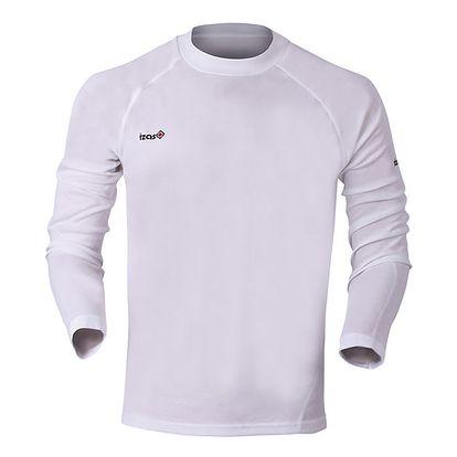 Pánské bílé funkční triko Izas