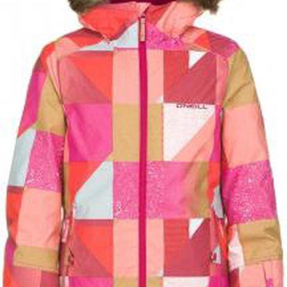 Dívčí zimní bunda PG TIGEREYE JACKET