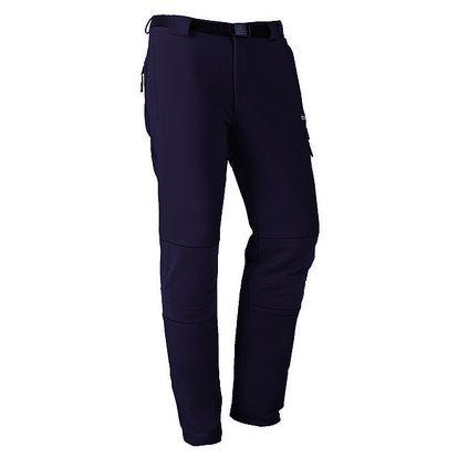 Pánské černé funkční kalhoty Izas