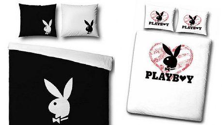 Bavlněné povlečení Playboy