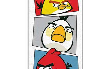 Osuška Angry Birds 069, 70 x 140 cm
