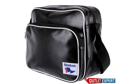 Sportovní taška přes rameno klasického tvaru Reebok