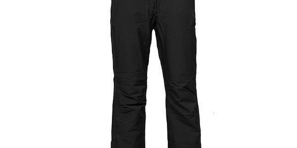 Dámské černé lyžařské kalhoty Bergson