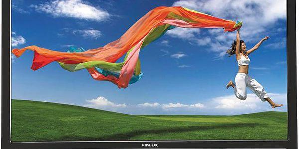 Televizor Finlux 24FLYR160L 24 cenově dostupný panel s LED svícením