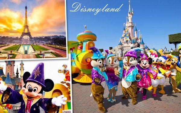 Vítejte v kouzelném světě Disneyho