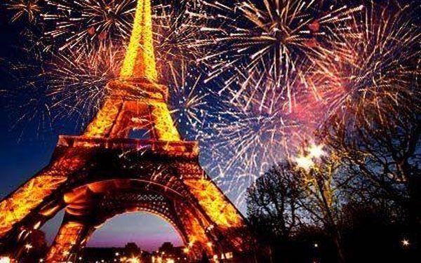 Silvestr v Paříži - hotel COURTYARD ARCUIEL