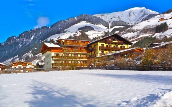 Rakousko, oblast Rauris, polopenze, ubytování v 3* hotelu na 8 dní