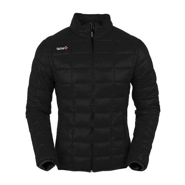 Dámská černá prošívaná bunda Izas