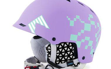 Skvělá freeridová helma Shred Half Brain D-Lux SQ-Air