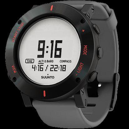 Outdoorové hodinky s řadou uživatelsky přívětivých funkcí Suunto Core Crush