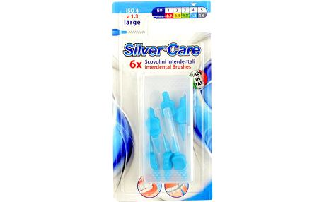 Mezizubní kartáčky SilverCare Interdental Brushes ISO 4 Large