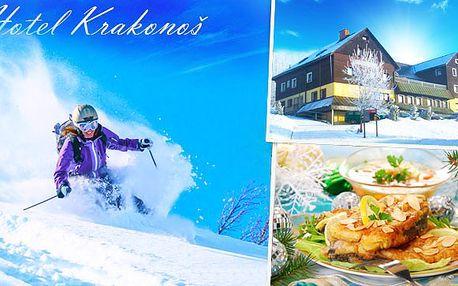 Užijte si letos Vánoce na horách