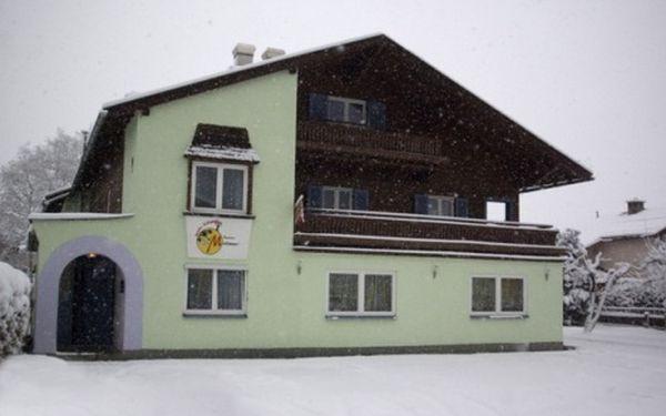 Rakousko, oblast Kaprun / Zell am See, polopenze, ubytování v 3* hotelu na 8 dní