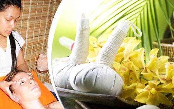 Blahodárné masáže z rukou rodilých Thajek