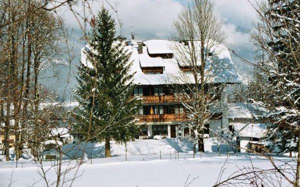 Rakousko, oblast Salcbursko, polopenze, ubytování v 3* hotelu na 8 dní