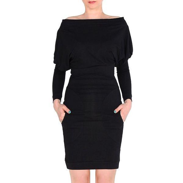 Dámské černé šaty Yuliya Babich