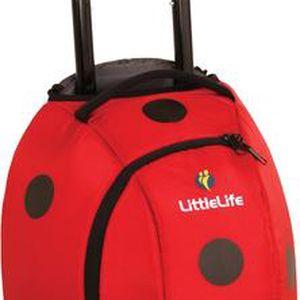 Kouzelný dětský kufr na kolečkách Animal Wheelie Duffle Beruška