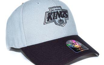 Kšiltovka 47 Brand Los Angeles Kings Stand By Grey/Black Snapback