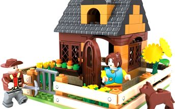 Stavebnice Dromader Farma