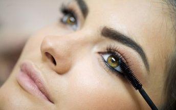 Barvení obočí a řas + formování obočí. Získejte výrazný a upravený pohled díky péči ve Studiu krásy.