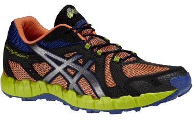 Krosová pánská běžecká obuv Asics GEL-FujiTrainer 3