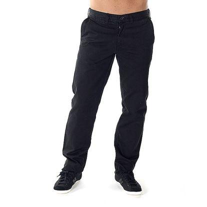 Pánské černé chino kalhoty Bendorff