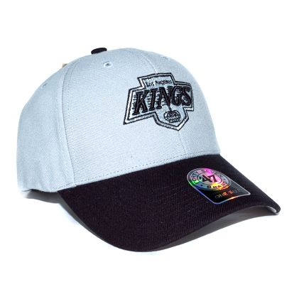 Kšiltovka 47 Brand Los Angeles Kings Stand By Grey/Black Snapback