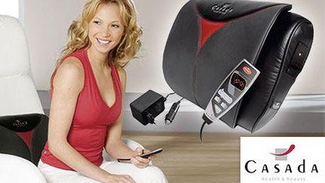 Exkluzivní německé masážní přístroje a designová křesla