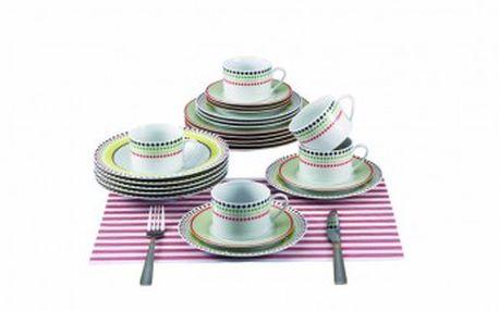 Jídelní sada talířů 30 ks RENBERG RB-80130