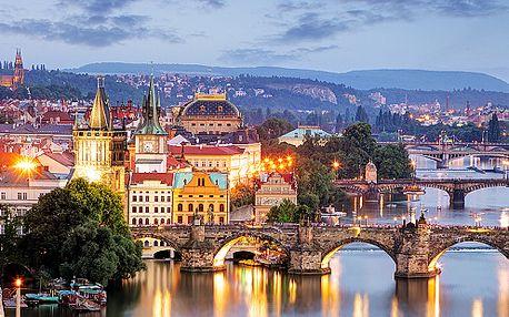 Levné ubytování v Praze v Hotelu Bohemians přímo u Vltavy pro dva s dětmi do 6 let zdarma