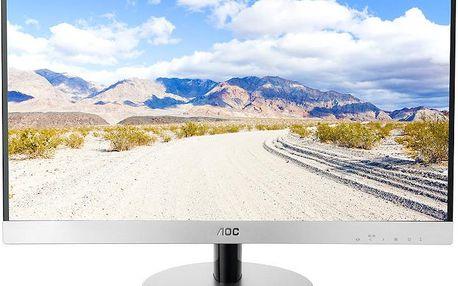 "AOC i2369Vm - stylový úsporný LED monitor 23"""