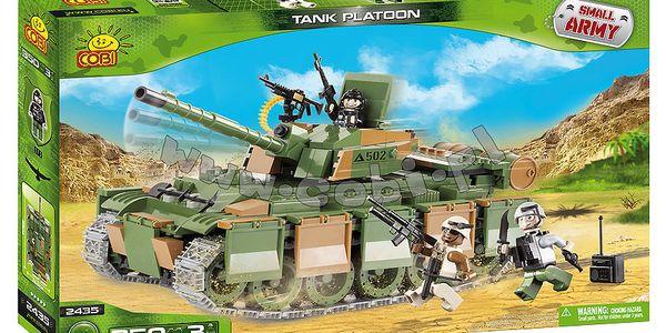 COBI - Malá armáda - Tank Platoon