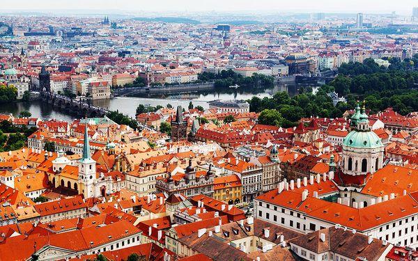 Praha levně pro dva v Hotelu Bella*** se snídaní a vstupenkami do věže Staroměstské radnice4