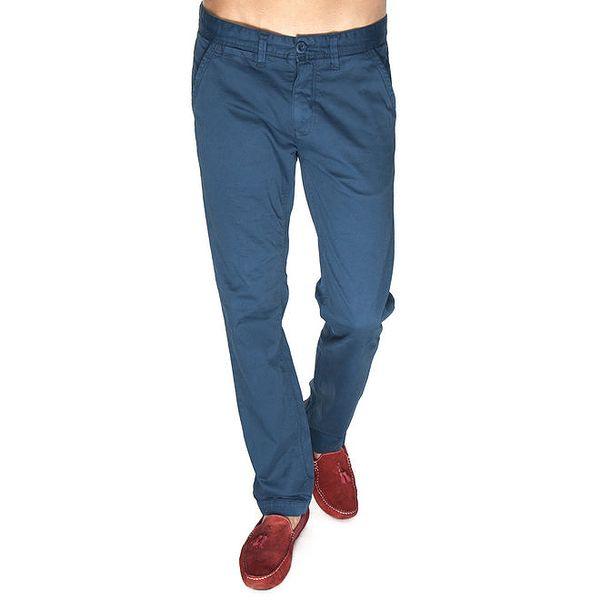 Pánské tmavě modré kalhoty Giorgio di Mare