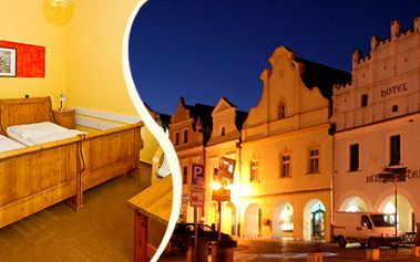 3 dny v Třeboni + zvýhodněný relax v lázních