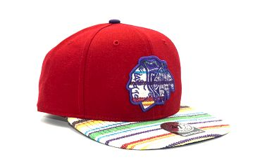 Kšiltovka 47 Brand Warchild Chicago Blackhawks Red Snapback