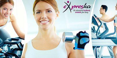 Expreska Fitness - Burgas Ostrava