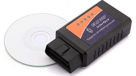 Bluetooth autodiagnostika ELM 327 V 1,5 OBD2