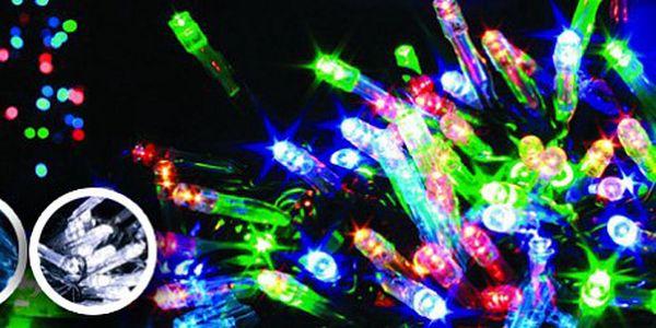 VÝPRODEJ! Vánoční LED osvětlení: pro dokonalou sváteční atmosféru. 3 barvy!