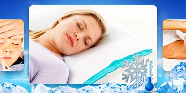 Chladící polštář Chillow: skvělý při bolestech hlavy nebo horečkách!