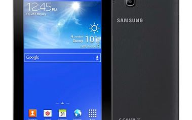 """Dotykový tablet Samsung Galaxy Tab 3 Lite (T1100) 7"""", 8 GB, WF, BT, GPS, Android 4.1 - černý"""