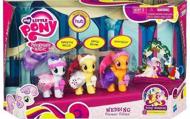 Hasbro - My Little Pony - Nerozluční Přátelé - Sweetie Bell