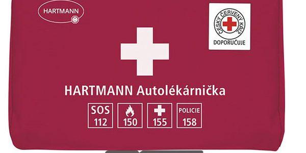 Autolékarnička HARTMANN podle vyhlášky na rok 2015!