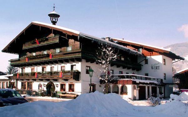 Rakousko, oblast Salcbursko, polopenze, ubytování v 3,5* hotelu na 8 dní